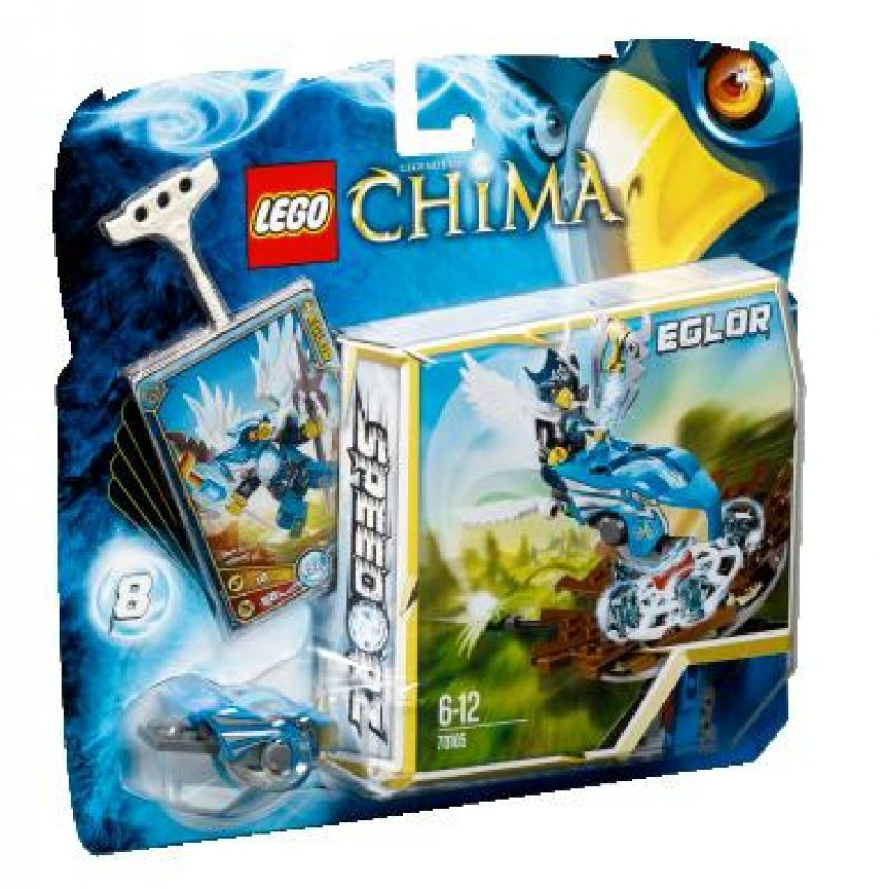 LEGO Chima Trefa do hnízda 70105
