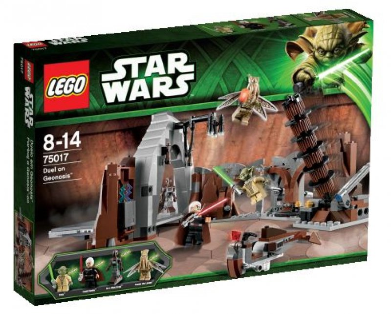 LEGO Star Wars™ Duel on Geonosis™ 75017