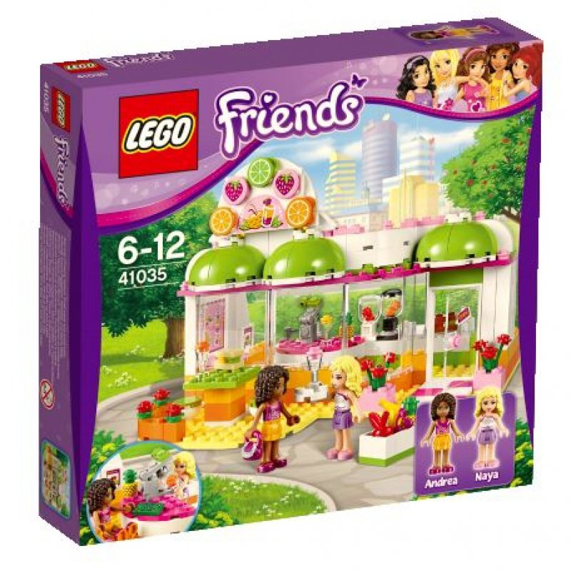 LEGO Friends Džusový bar v Heartlake 41035