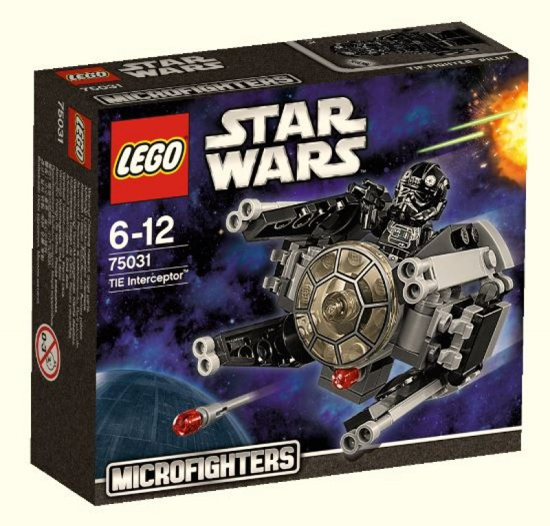 LEGO Star Wars™ TIE Interceptor™ 75031