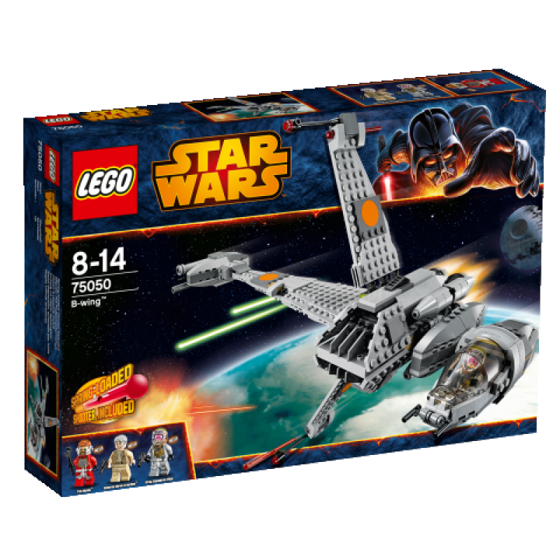 LEGO Star Wars™ B-Wing 75050