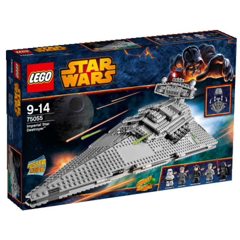 LEGO Star Wars™ Imperial Star Destroyer 75055