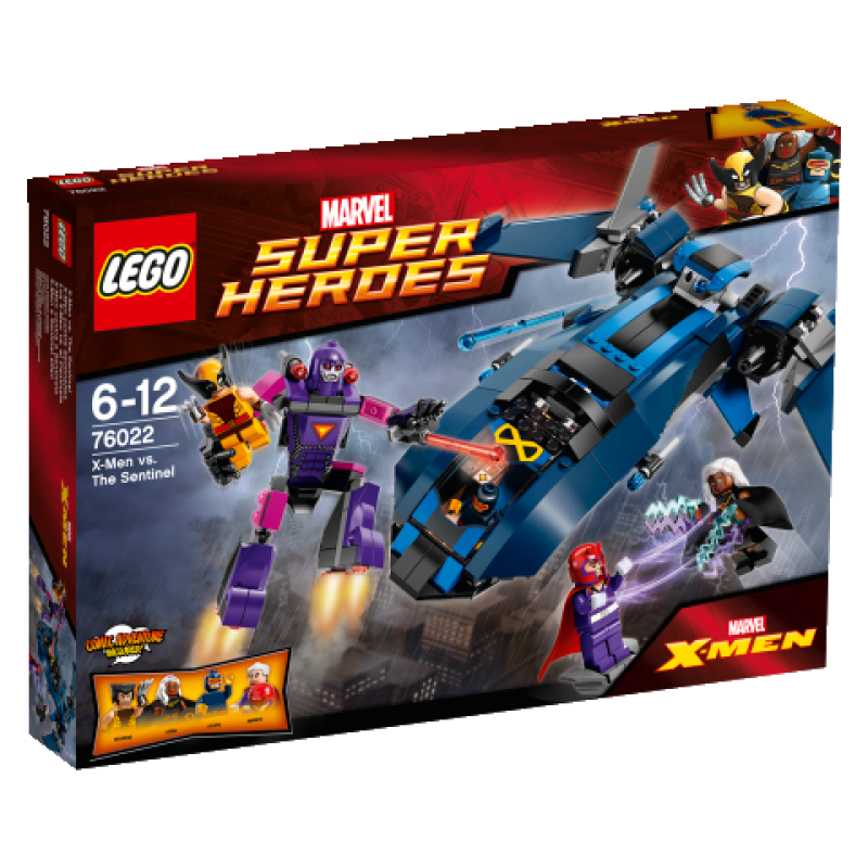 LEGO Super Heroes - X-men versus The Sentinel 76022