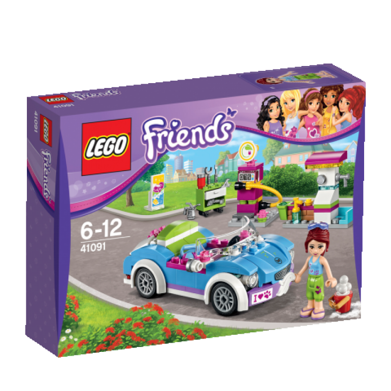LEGO Friends Miin kabriolet 41091