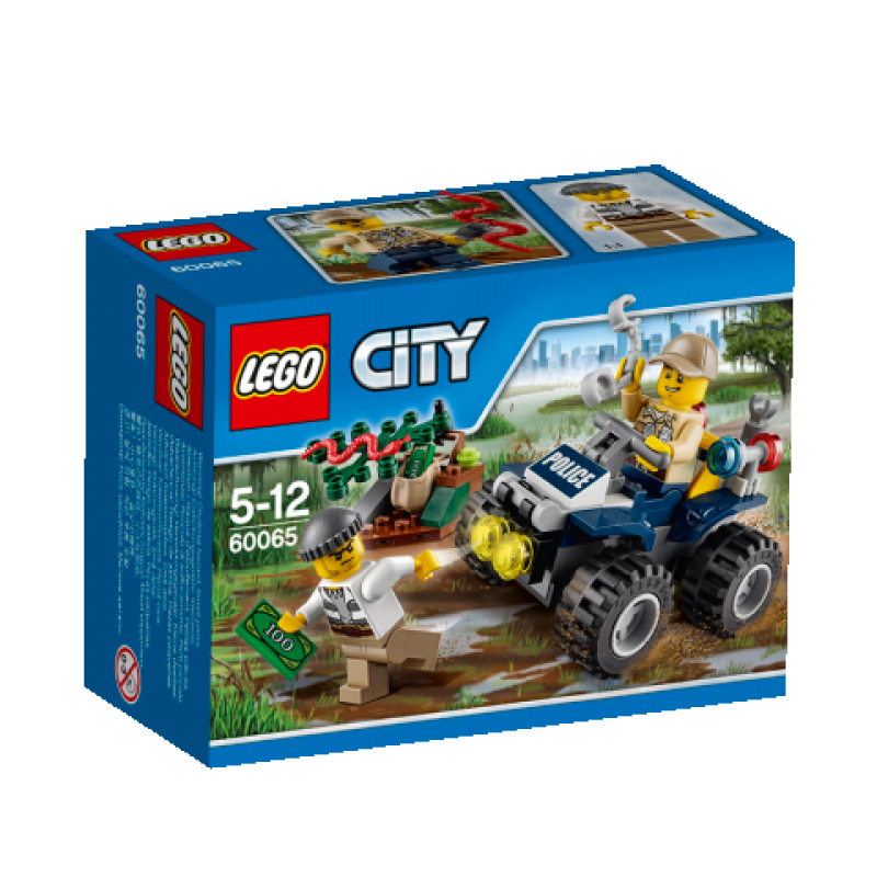 LEGO City Hlídka ATV 60065