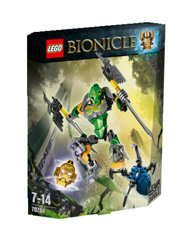 LEGO Bionicle Lewa - Pán džungle 70784