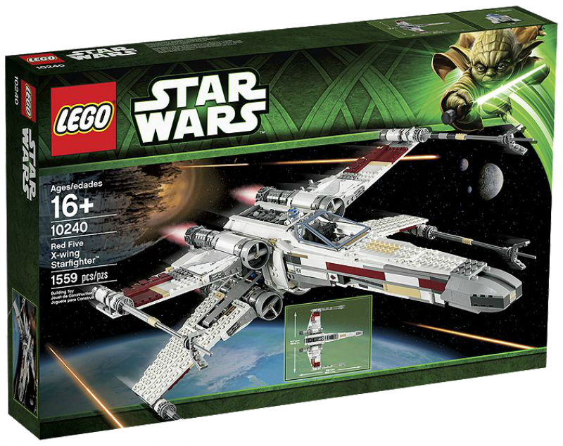 LEGO Star Wars Red Five X-wing StarFighter™ 10240