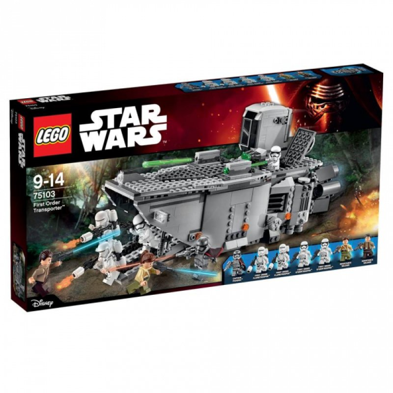 LEGO Star Wars™ First Order Transporter™ 75103