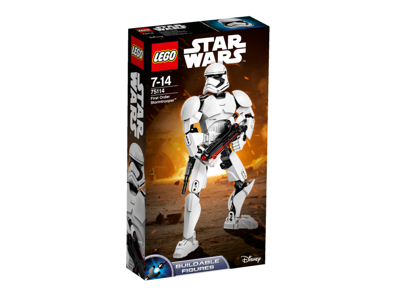 LEGO Star Wars™ First Order Stormtrooper™ 75114