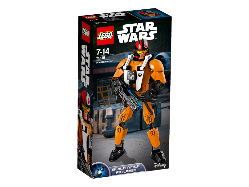 LEGO Star Wars™ Poe Dameron™ 75115