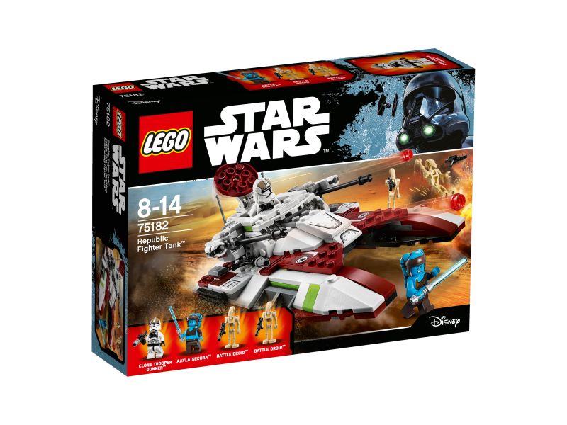 LEGO Star Wars Republic Fighter Tank™ 75182
