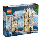 LEGO Exclusive Londýnský most Tower Bridge 10214