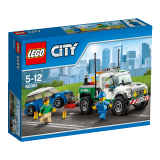 LEGO City Odtahový pick-up 60081