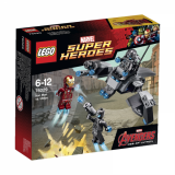LEGO Super Heroes Iron Man vs. Ultron 76029