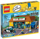 LEGO Exclusive The Kwik-E-Mart 71016