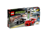 LEGO Speed Champions Chevrolet Camaro Dragster 75874