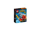 LEGO Super Heroes Mighty Micros: Flash vs. Kapitán Cold 76063