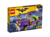 LEGO Batman Movie Joker a jeho vůz Notorious Lowrider 70906