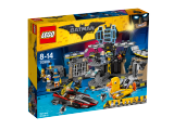 LEGO Batman Movie Vloupání do Batcave 70909