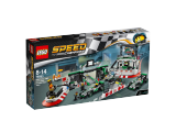 LEGO Speed Champions MERCEDES AMG PETRONAS Formula One™ Team 75883
