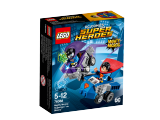 LEGO Super Heroes Mighty Micros: Superman™ vs. Bizarro™ 76068