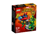 LEGO Super Heroes Mighty Micros: Spiderman vs. Škorpion 76071