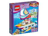 LEGO Friends Katamarán Sunshine 41317