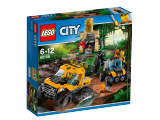 LEGO City Obrněný transportér do džungle 60159