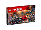 LEGO Ninjago Killow vs. Samuraj X 70642