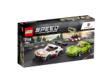 LEGO Speed Champions Porsche 911 RSR a 911 Turbo 3,0 75888