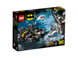 LEGO Batman Mr. Freeze™ vs. Batman na Batmotorce™ 76118