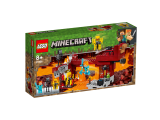 LEGO Minecraft Most ohniváků 21154