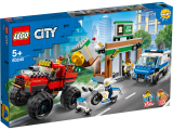 LEGO City Loupež s monster truckem 60245