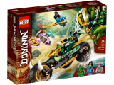 LEGO Ninjago Lloydova motorka do džungle 71745