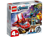 LEGO Avengers Iron Man vs. Thanos 76170