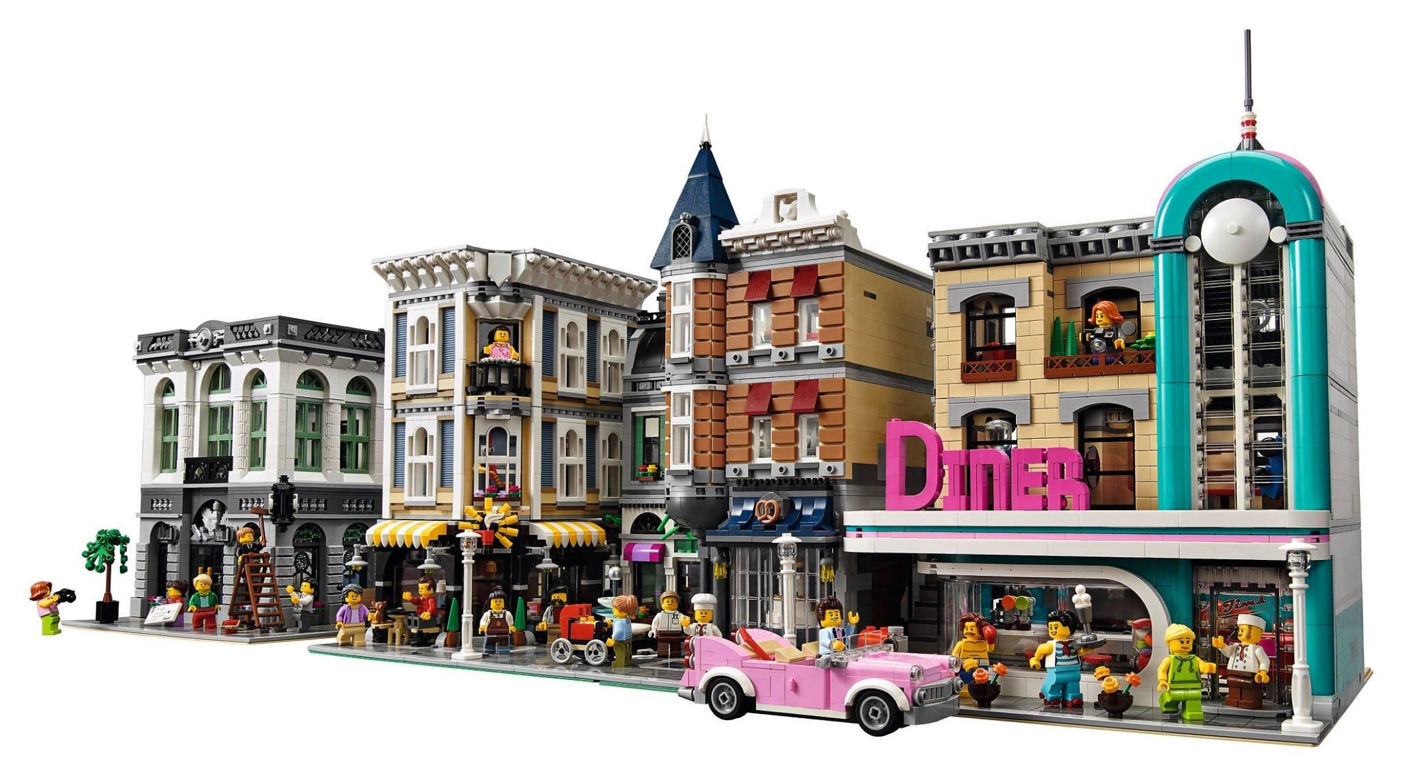 Лего большое картинки
