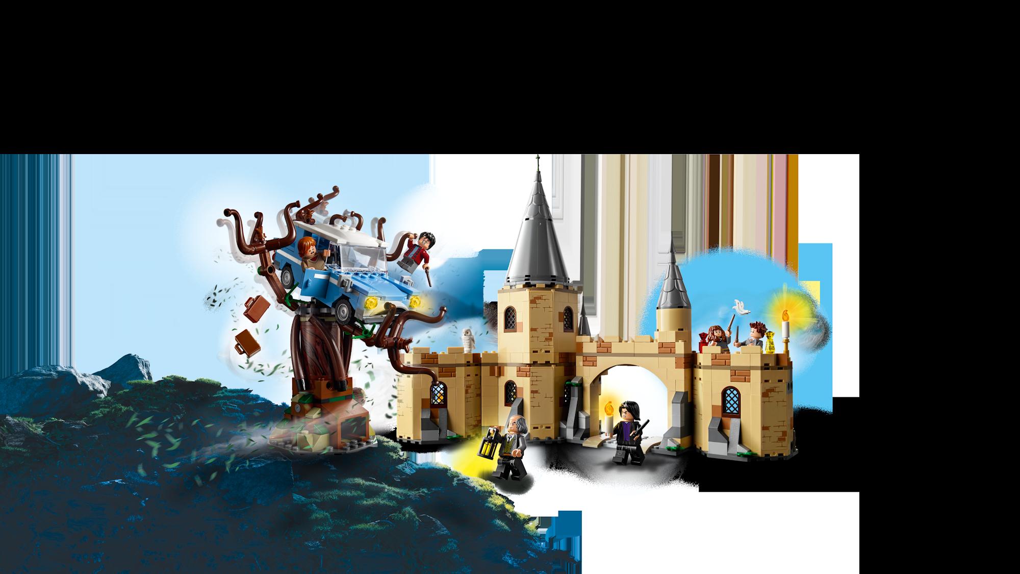 Lego Harry Potter Mlátička cz Vrba Bradavická 75953Kostičkylega DIEH29WY
