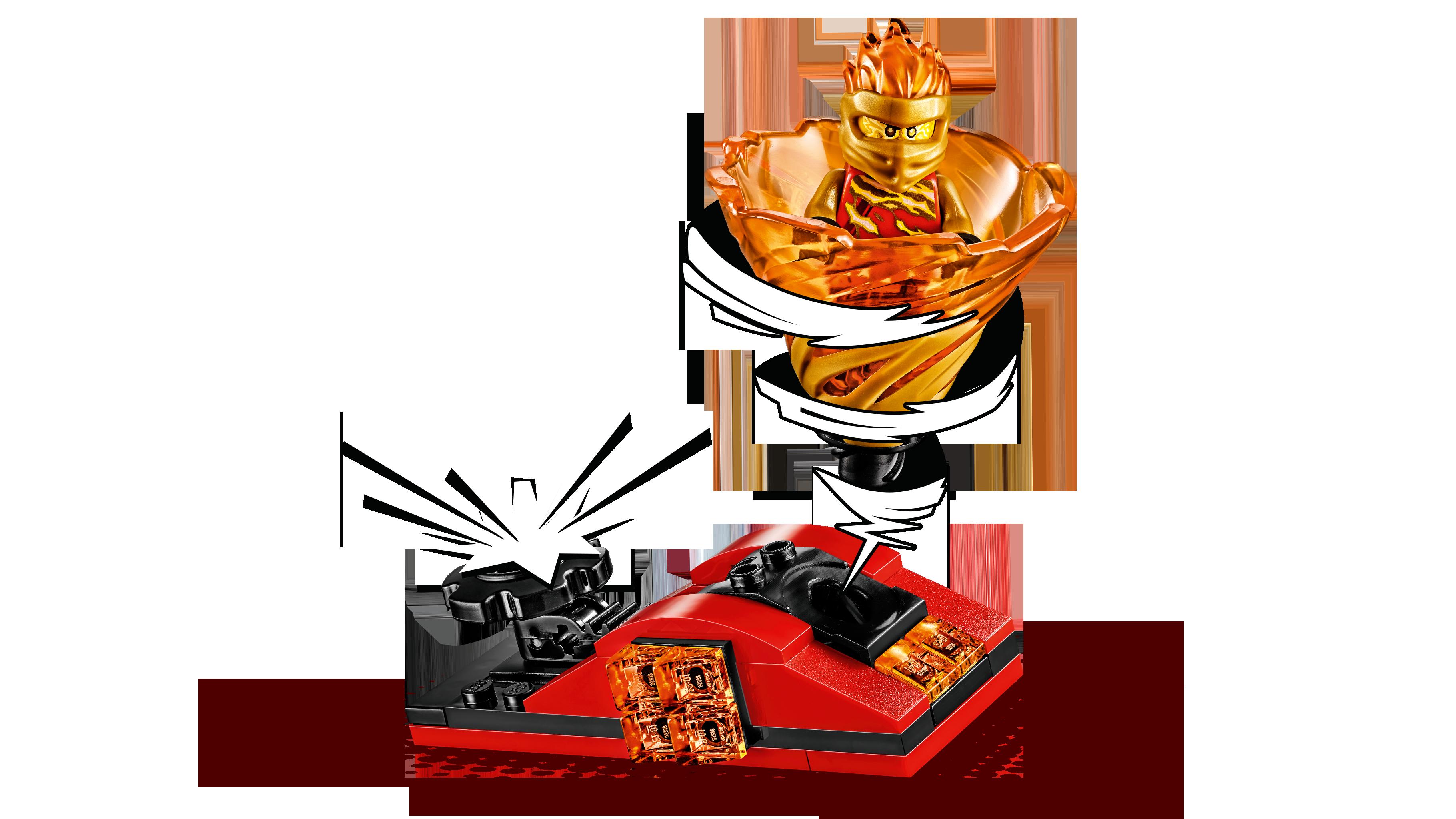 Was Ist Spinjitzu Ninjago Masters Of Spinjitzu Tv Series