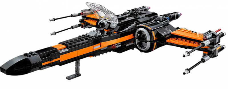 LEGO Star Wars™ Poe's X-Wing Fighter™ 75102