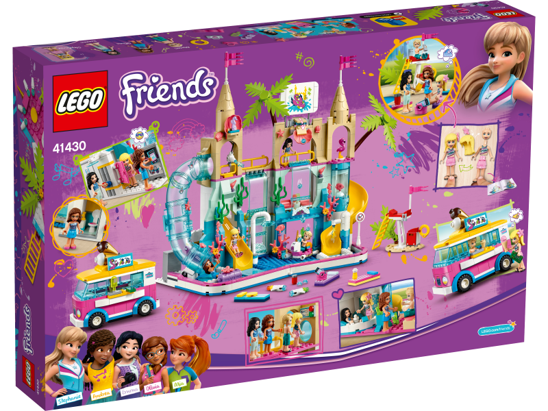 LEGO Friends Aquapark 41430