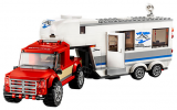 LEGO City Pick-up a karavan 60182