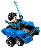 LEGO Super Heroes Mighty Micros: Nightwing™ vs. Joker™ 76093
