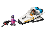 LEGO Overwatch Tracer vs. Widowmaker 75970